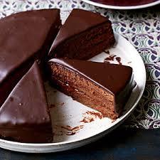 Wariacje na temat tortu Sachera